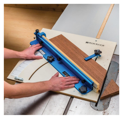The new TablesawCrossCut Sled by Rockler